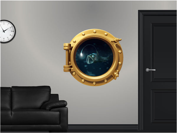 Portscape Deep Sea #1 Wall Decal!