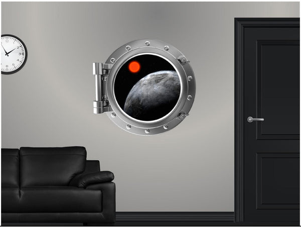 Portscape Gliese 581 Wall Decal!