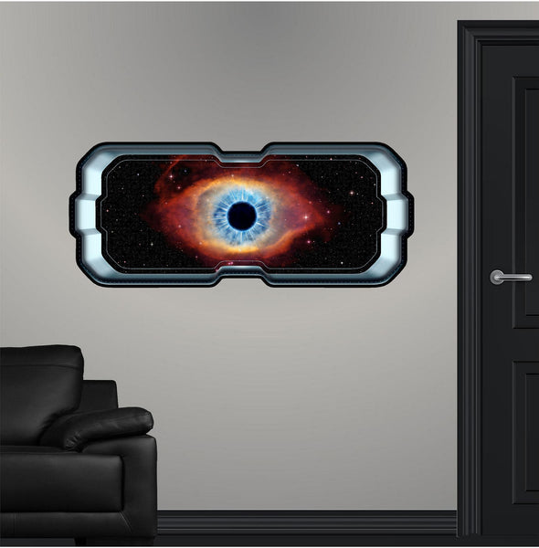SpaceScape Cats Eye Nebula #1 Wall Decal!