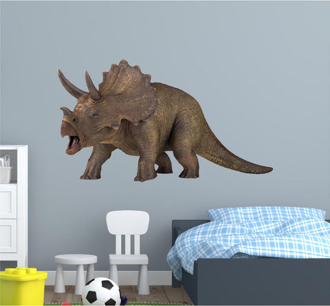 Triceratops 1 Wall Graphic!