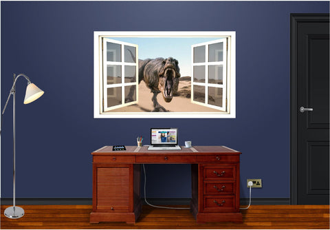 WindowScape T-Rex Wall Decal!