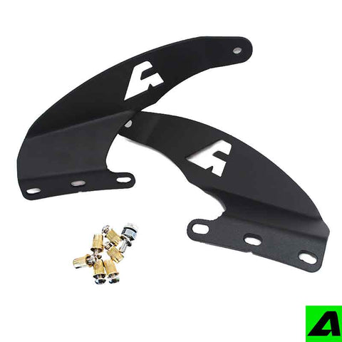 "03-09 Dodge Ram 2500 Apoc Roof Mount for 52"" Curved Led Light Bar"