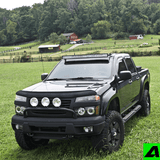 "2004-2012 Chevy Colorado Apoc Roof Mount for 42"" Curved Led Light Bars"