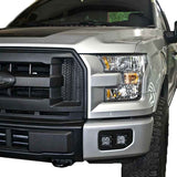 Ford F-150 Fog light LED Cube Brackets 2015-2017