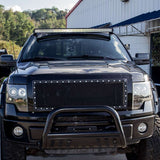 "Ford F-150 LED Light Bar Roof Mount for 54"" Curved 2004-14"