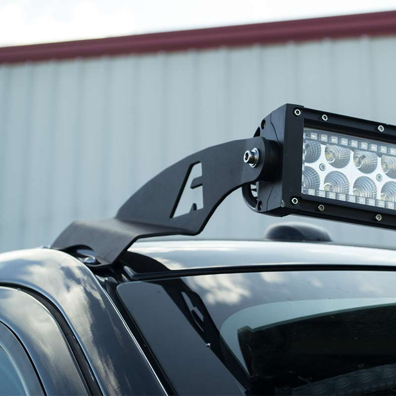 Ford F 150 Led Light Bar Roof Mount For 54 Quot Curved 2004 14