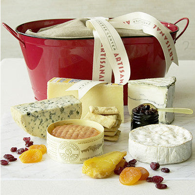 Artisanal Cheese Classic Red Tin - SOLEX CATSMO FINE FOODS