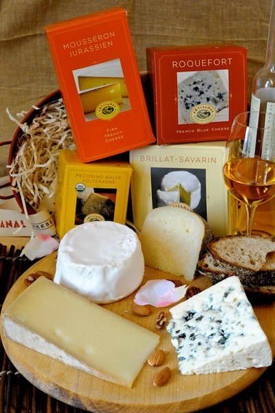 Artisanal CheeseClock® Collection - SOLEX CATSMO FINE FOODS