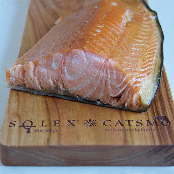 Kippered Salmon, whole side, 4lb