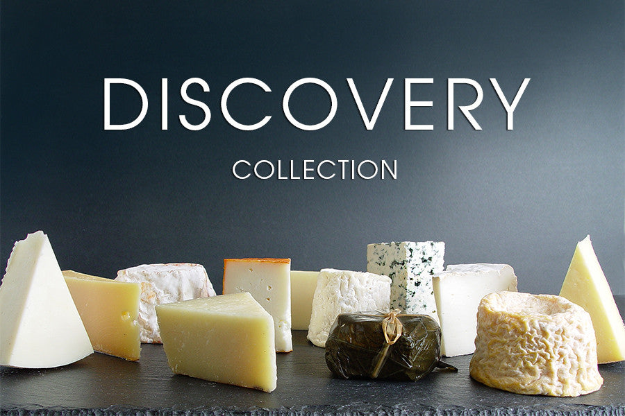 Discovery Cheese Collection - SOLEX CATSMO FINE FOODS