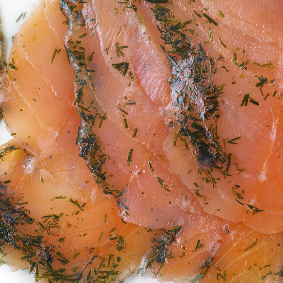 Gravelox, or Gravad Lax