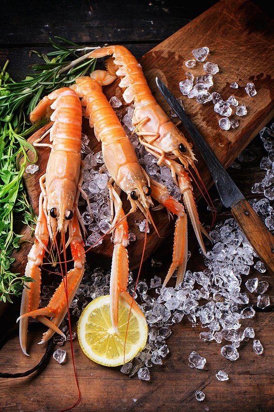Grilling Collection: Langoustines & Heritage Pork Burgers - SOLEX CATSMO FINE FOODS