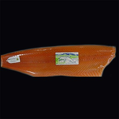 Organic Smoked Salmon, Farm Raised - SOLEX CATSMO FINE FOODS