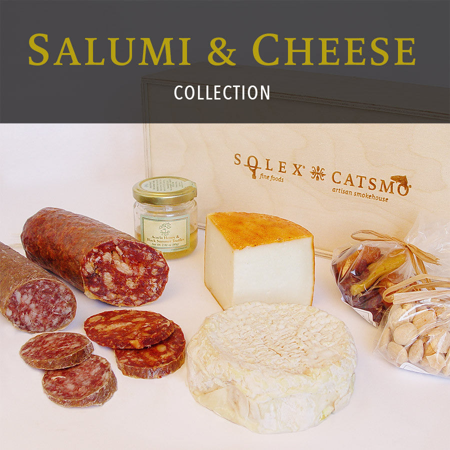 Salumi & Cheese Collection - SOLEX CATSMO FINE FOODS