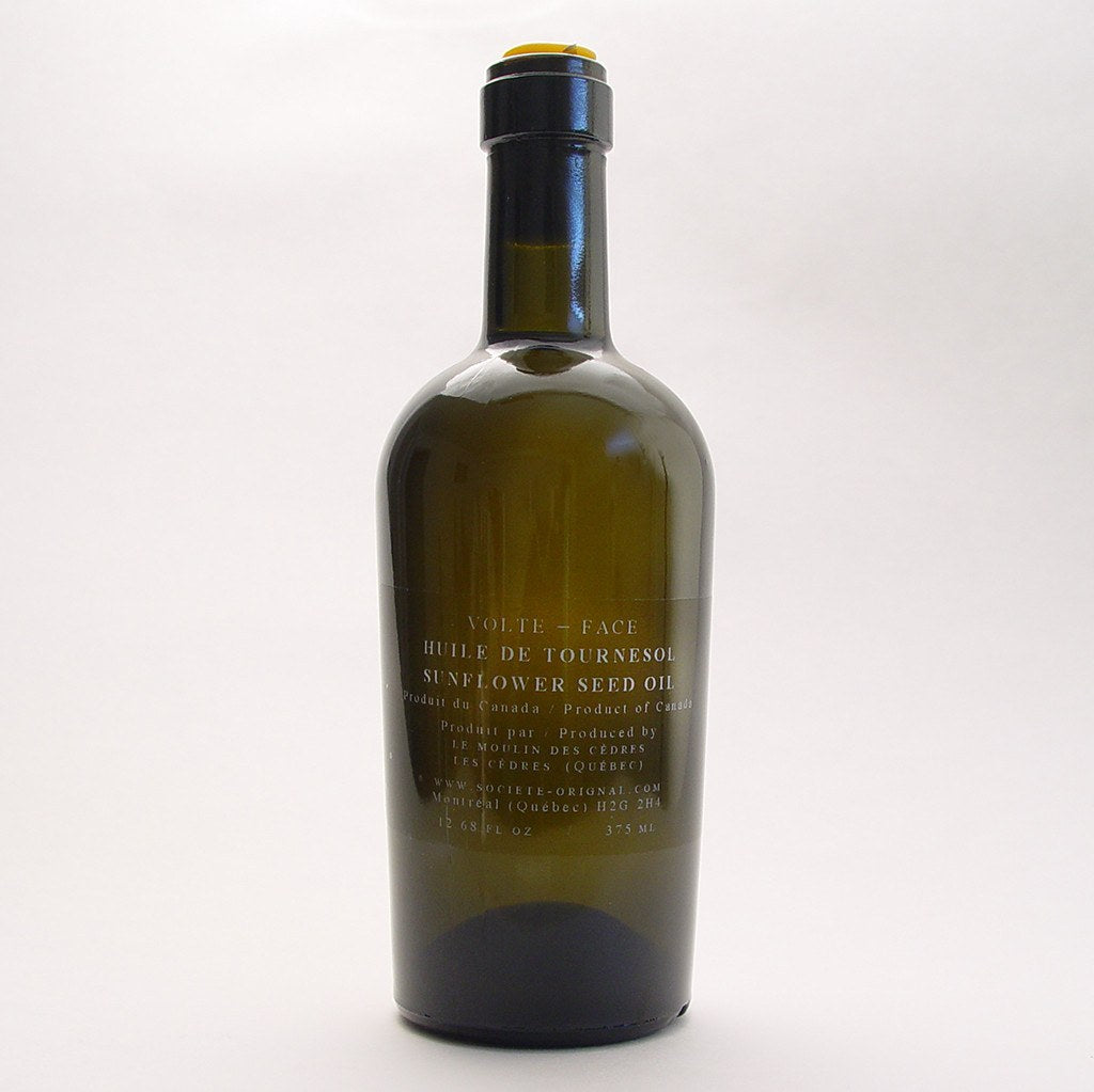 Volte-Face : Sunflower Seed Oil, 375ml - SOLEX CATSMO FINE FOODS