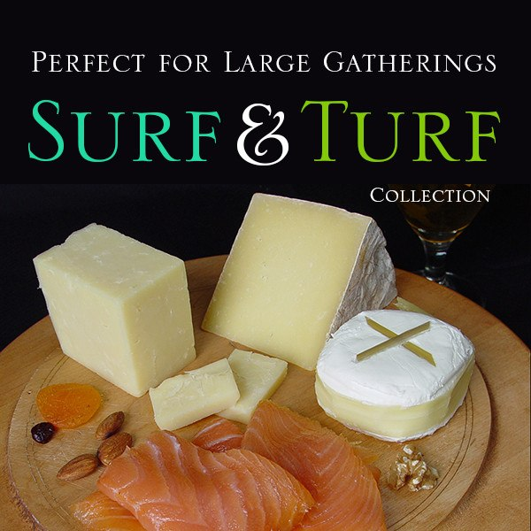 Surf & Turf Collection - SOLEX CATSMO FINE FOODS