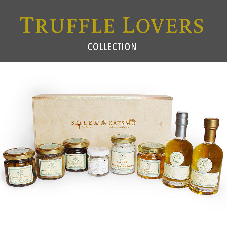Truffle Lover Collection - SOLEX CATSMO FINE FOODS