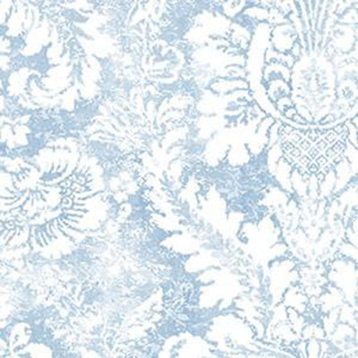 ValentIne Damask, Dark Blue Patton AB42422