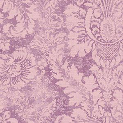 ValentIne Damask, Pink, Purple Patton AB42425