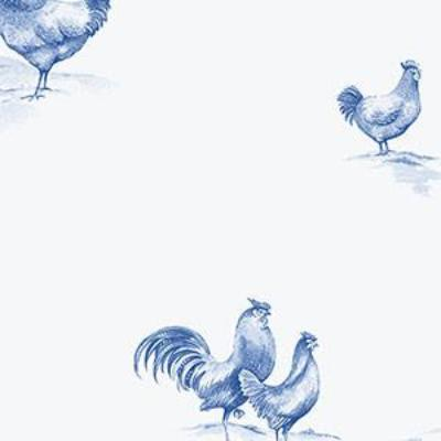 Delft Chicken, Blue Patton KE29932