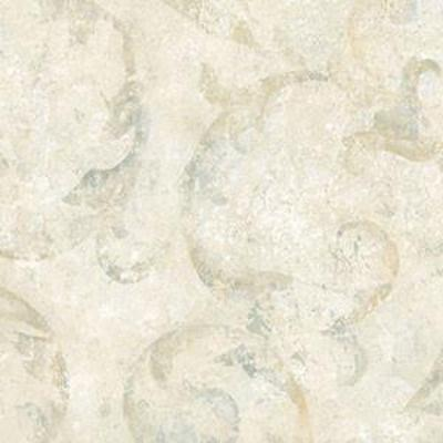 Acanthus Scroll, Green Patton NT33744