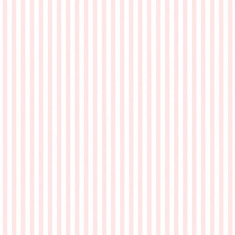 Small Pink and White Stripe - PR33833