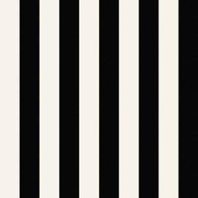 "1 1/4"" Regency Stripe, Pearl, Black Patton SY33907"
