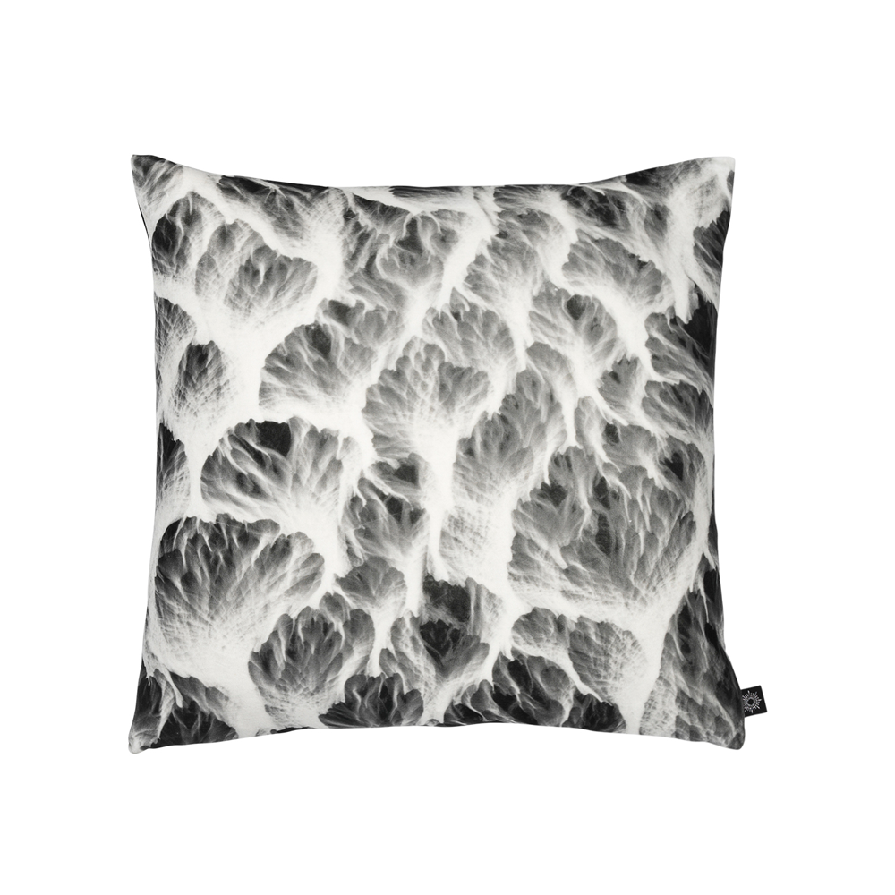 Ice Structure Decorative Pillow