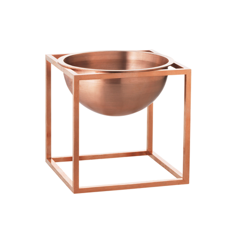 Kubus Bowl Copper, 2 Sizes