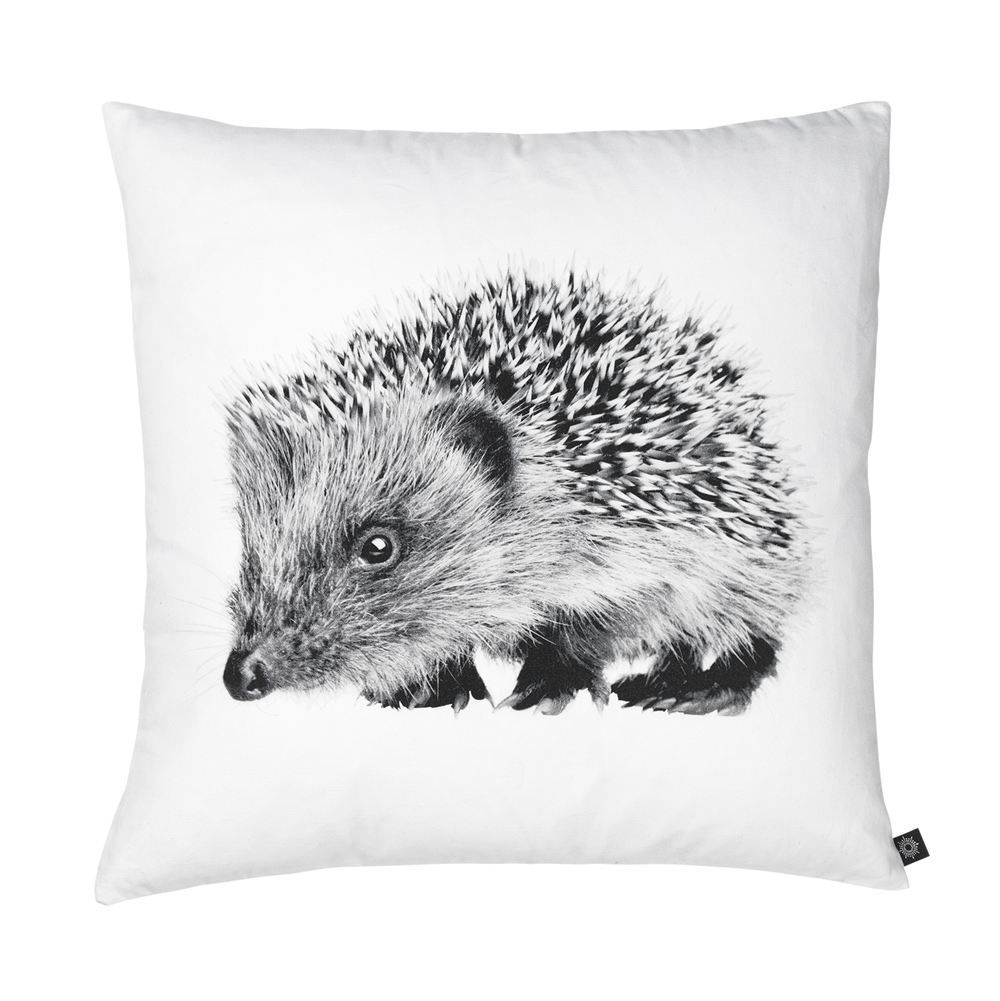 Hedgehog Decorative Pillow