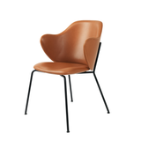 Lassen Chair, Shade Leather [choose from 10 leather colors]/ FREE SHIPPING