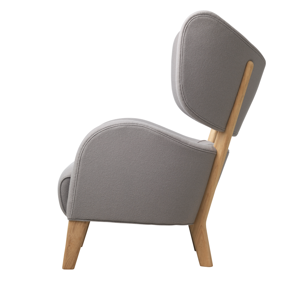 My Own Chair, Grey Fabric