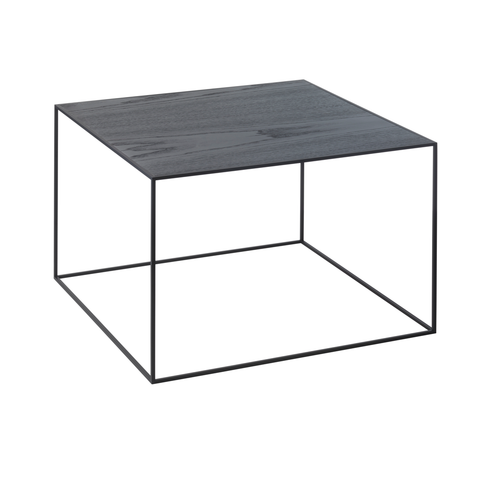 "Twin Very Versatile Table 13.8"" x 19.3"" x 19.3"" [35 x 49 x 49 cm] 4 COLOR COMBOS"
