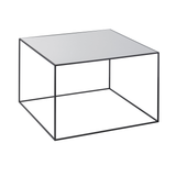 "Twin Very Versatile Table 13.8"" x 19.3"" x 19.3"" [35 x 49 x 49 cm] 3 COLOR COMBOS"