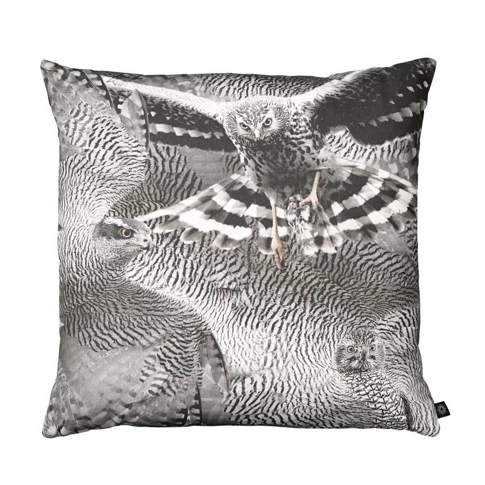 Peregrine Falcon Decorative Pillow