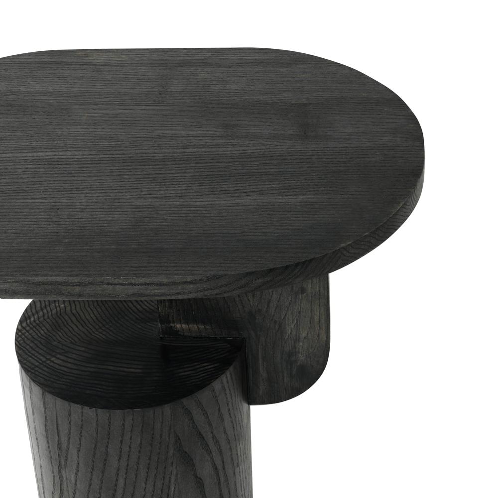 Insert Side Table, Black/FREE SHIPPING