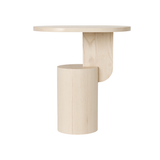 Insert Side Table, Natural/FREE SHIPPING