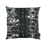 Glass Squares Decorative Pillow