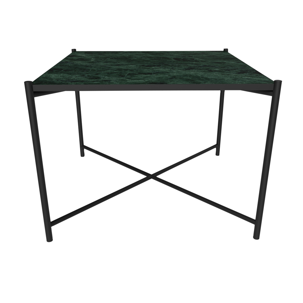Coffee Table 60, Green Marble/FREE SHIPPING