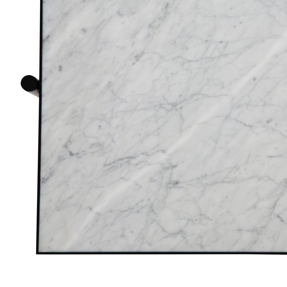 Console, White Marble/FREE SHIPPING