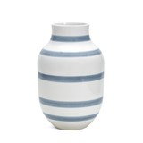 Omaggio Vase Grey, 2 Sizes