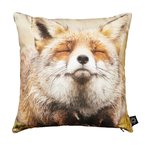 Baby Happy Fox Kids Cushion