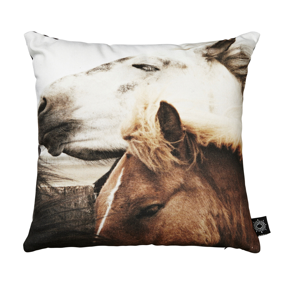 Mare & Foal Kids Cushion