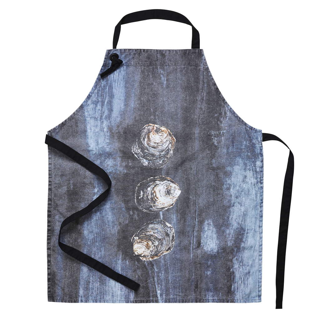 Oysters Tea Towel