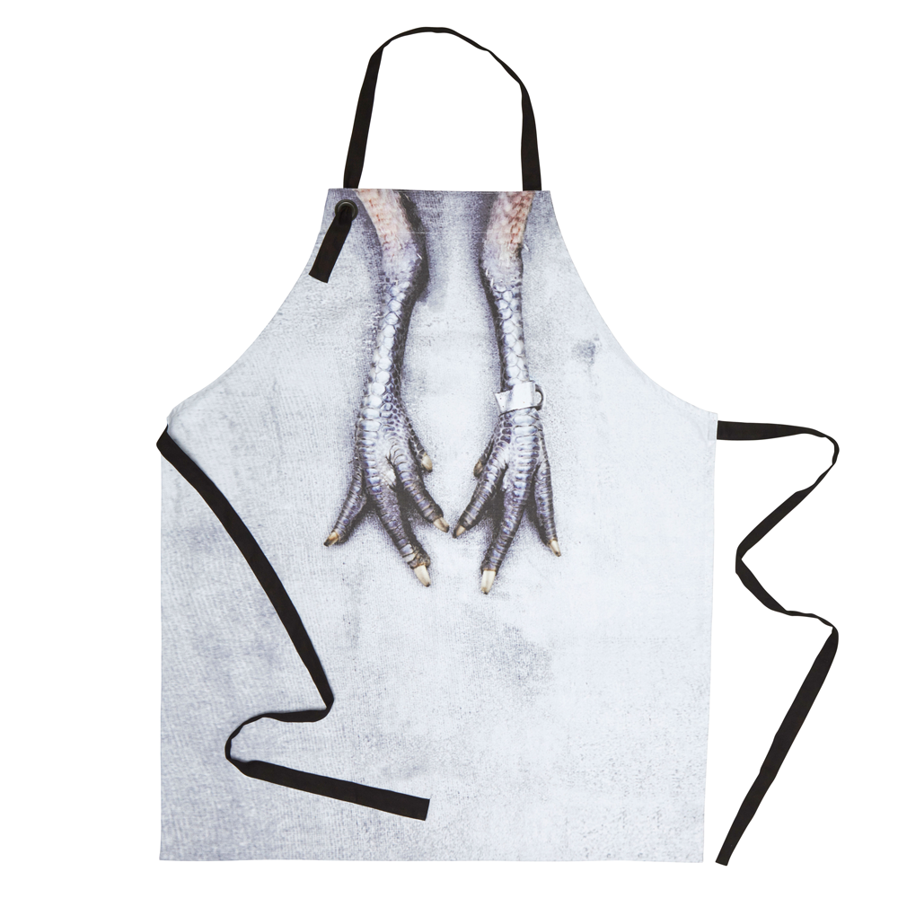 Chicken Feet Apron