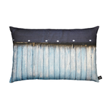 Blue Wall Decorative Pillow