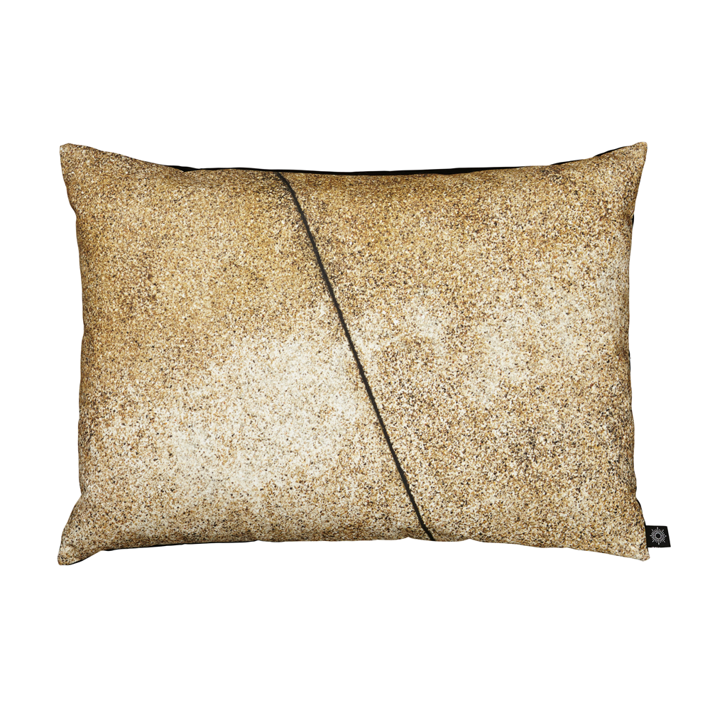 Urban Concrete Wall Decorative Pillow