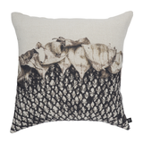 Sunflower Linen Decorative Pillow