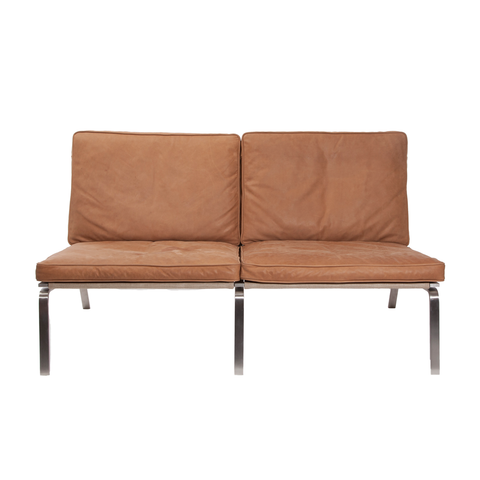 Man Two-Seater Sofa/Vintage Leather