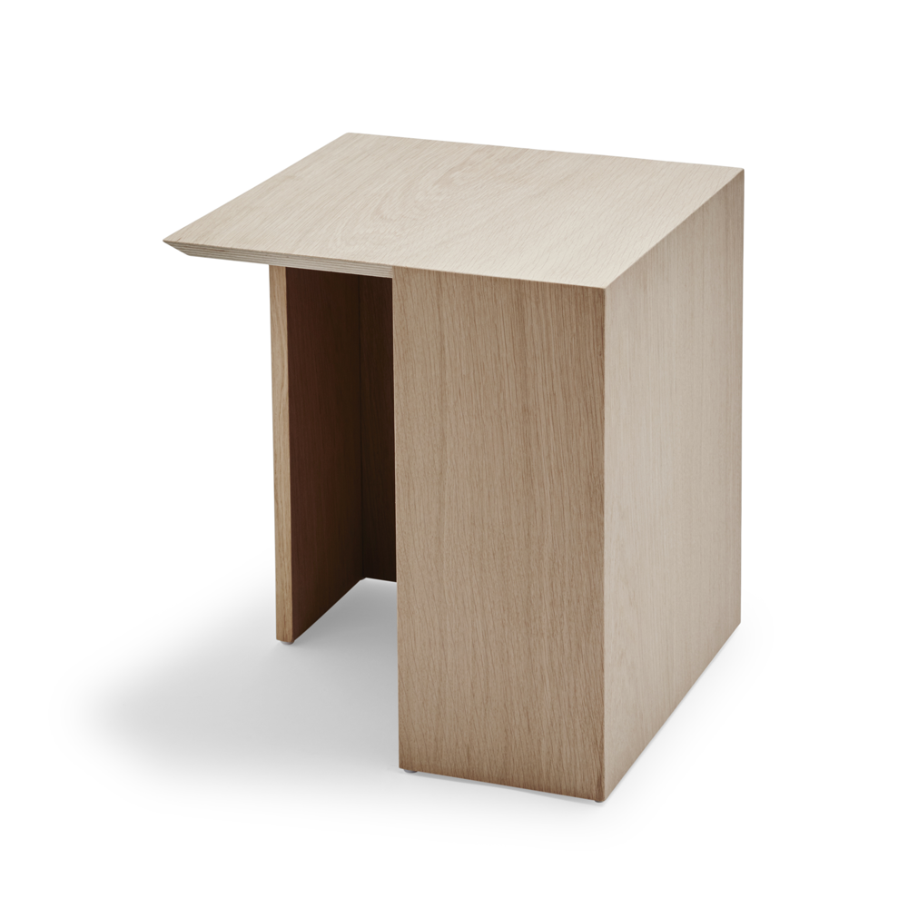 Building Table, Low/Natural, Light Grey or Dark Blue Oak